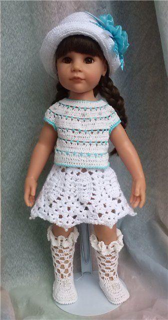 Одежда для кукол своими руками фото - Куклы