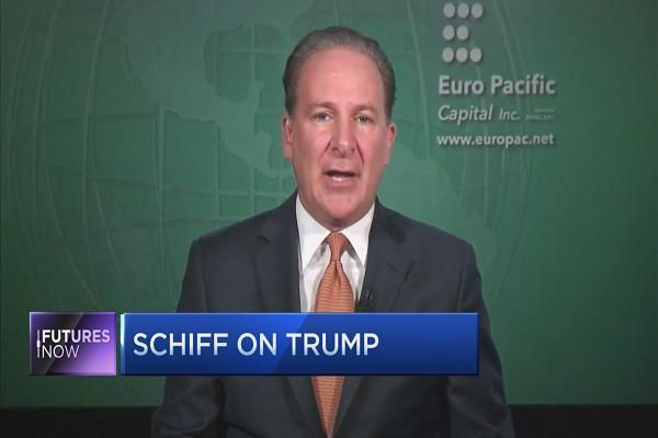 Peter Schiff: Donald Trump (King of Debt) Takes the Reins of U.S. Economy (Video)