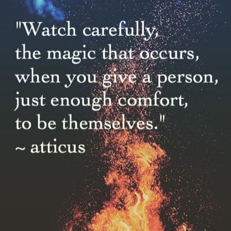 'Magic' @atticuspoetry #favouritewords #beyourself