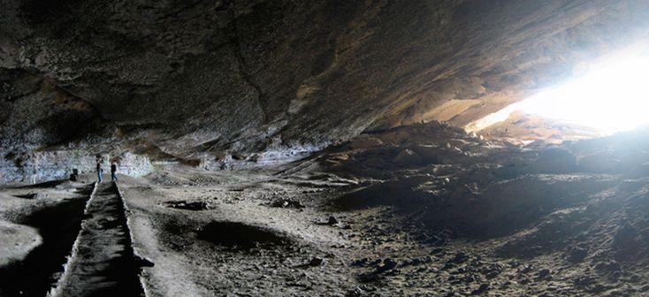 La Cueva del Molodón - Sitio Oficial