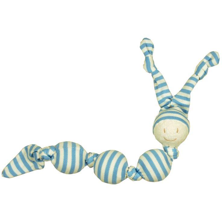 Rammelaar Toddels Sneeky blauw http://www.tuttelwinkel.nl/product/rammelaar-toddels-sneeky-blauw.html