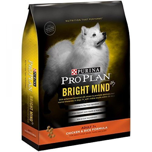 If your dog is over 7 years old then you might want to start feeding Purina Pro Plan Bright Mind. This is usually about the time that your dog starts to show signs of aging. These signs include not being…Read more →