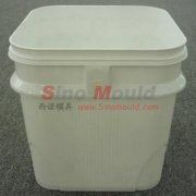 Painting bucket mould application of Copper Beryllium (moldmax) on the top core and cavity edge, leads to best cooling effect for high speed injection. Annually produce several hundreds sets of painting pails molds. For More visit:- http://www.sinomould.com/Painting-Bucket-Mould.htm