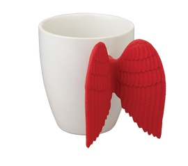 Pylones, Angel Mug, $22, Shop 18, Lower Ground, QVB.