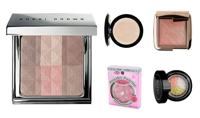 Make-up bag must-have: brightening finishing powder