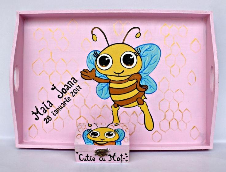 """Set++moț+""""Little+Bee"""""""