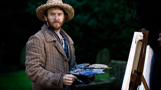 Tony Curran as Vincent van Gogh in 'Doctor Who' (Photo: BBC)