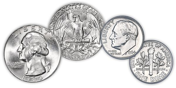 Silver Coins | Silver Coin Prices | Buy Silver Bullion Coin