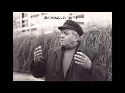 Manuş Baba - Haberin var mı? (Ahmed Arif`in Anısına) - YouTube
