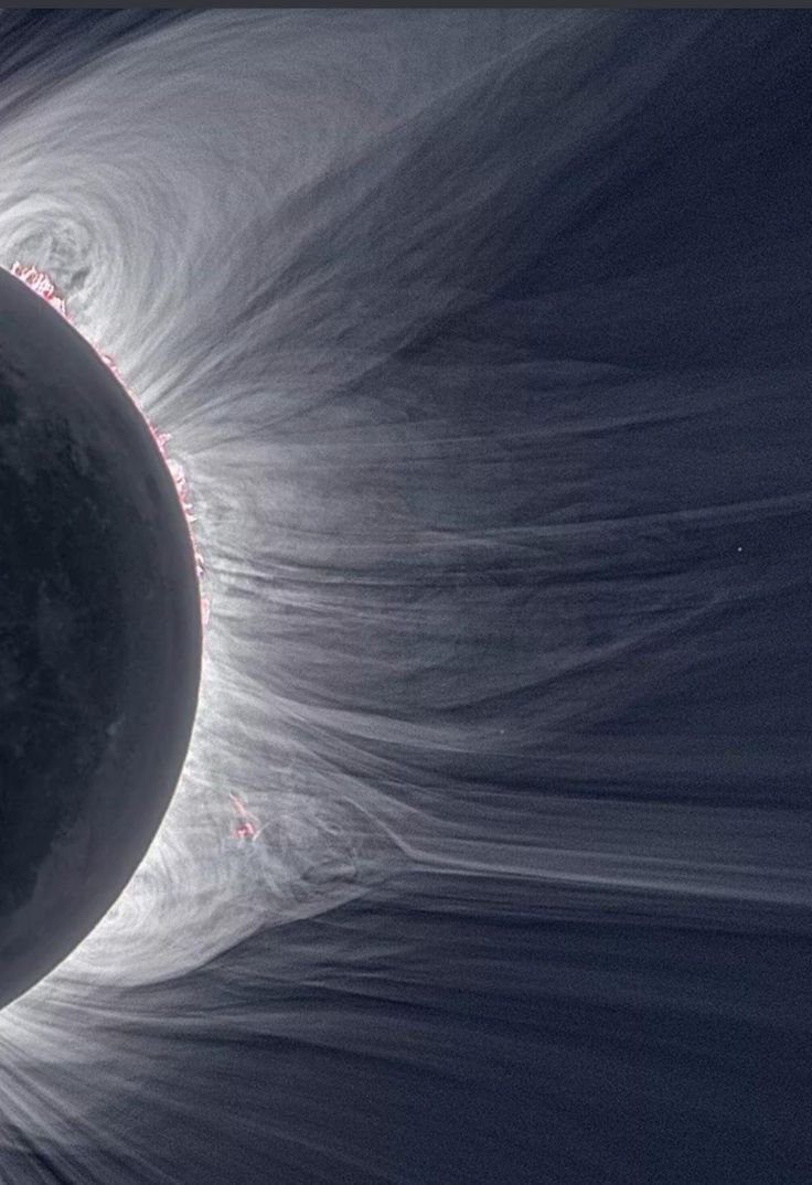 Solar Crown Captured In A Total Eclipse Https Ift Tt 2xtokmv Astronomy Solar Eclipse Space Pictures