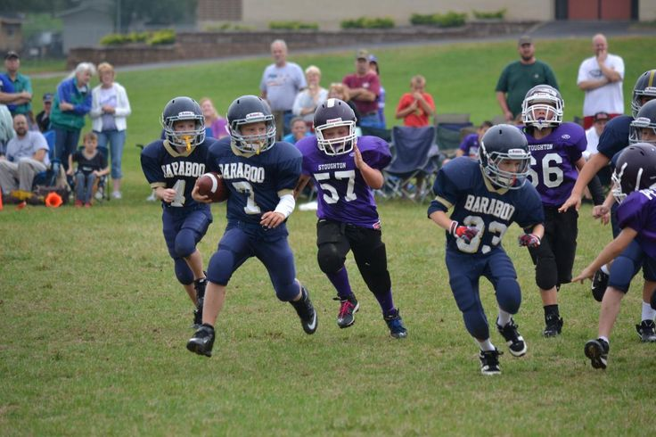 Youth tackle football club for grades 2nd to 6th.
