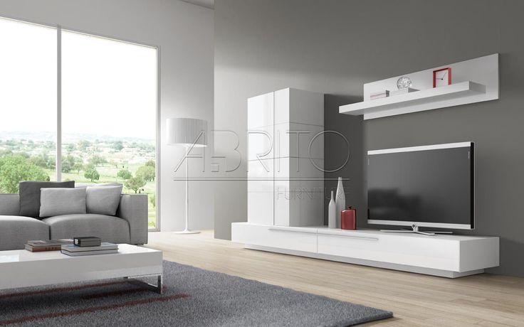 Mueble TV moderno - GINZA : 22S - A . Brito