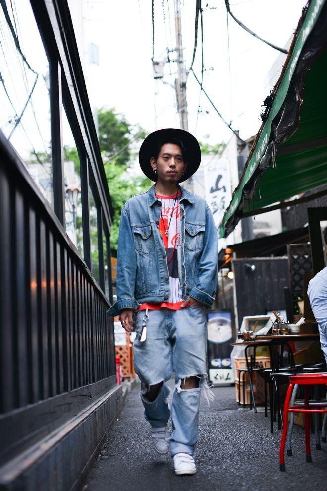 ストリートスナップ原宿 - 今吉和也さん | Fashionsnap.com