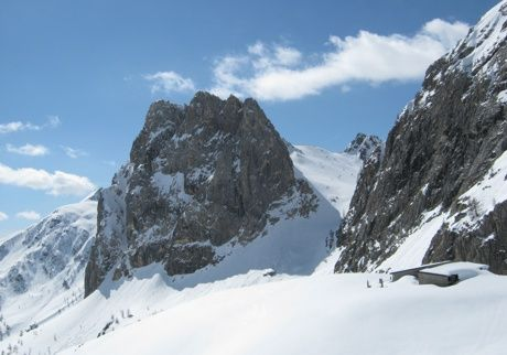Rocca Parvo dal Gias Fauniera #mountains #piemonte #italy #provinciadicuneo