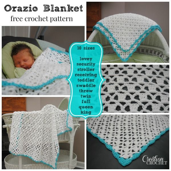 Lightweight Baby Afghan Crochet Pattern : 17 Best images about Crocheted baby blankets/afghans on ...