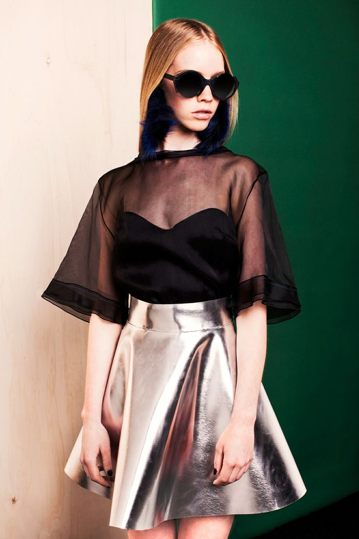 Photographer Maxime Cardol  Styling Suze Kuit  Designs Domenico Cioffi  Hair & Make up moi  model Marije