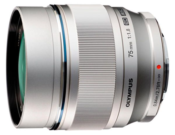 Olympus M. Zuiko Digital ED 75mm f/1.8 Lens - Photo Review