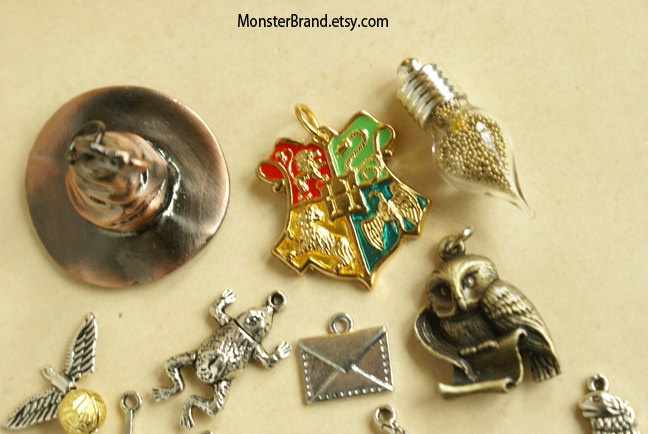 78 Best Images About Harry Potter Charms On Pinterest