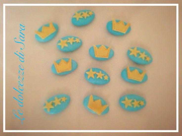 Confetti tema piccolo principe per battesimo