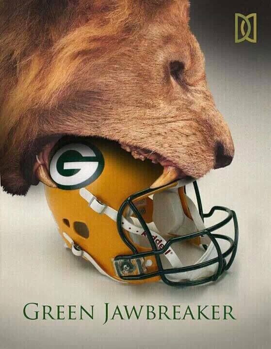 Nice bear..... go ahead eat the packers