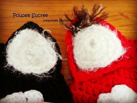 Orejas de ponchos gatito y zorro  #patrones de poupee sucree creaciones en Crochet #lovecrochet #amigurumiaddict #amigurumicrochet #amigurumi #creaciones #ganchillo #patrones #ganchilloxxl #poupée #poupéesucrée #selfi #selfienation #fotografia #ganchillo #hechoamano #yloveyou