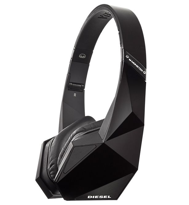 Monster Diesel Vektr Headphones. Bop along to your favourite beats! These headphones would look great with our latest look book from AllSaints: http://www.menslookbook.co.uk/allsaints/
