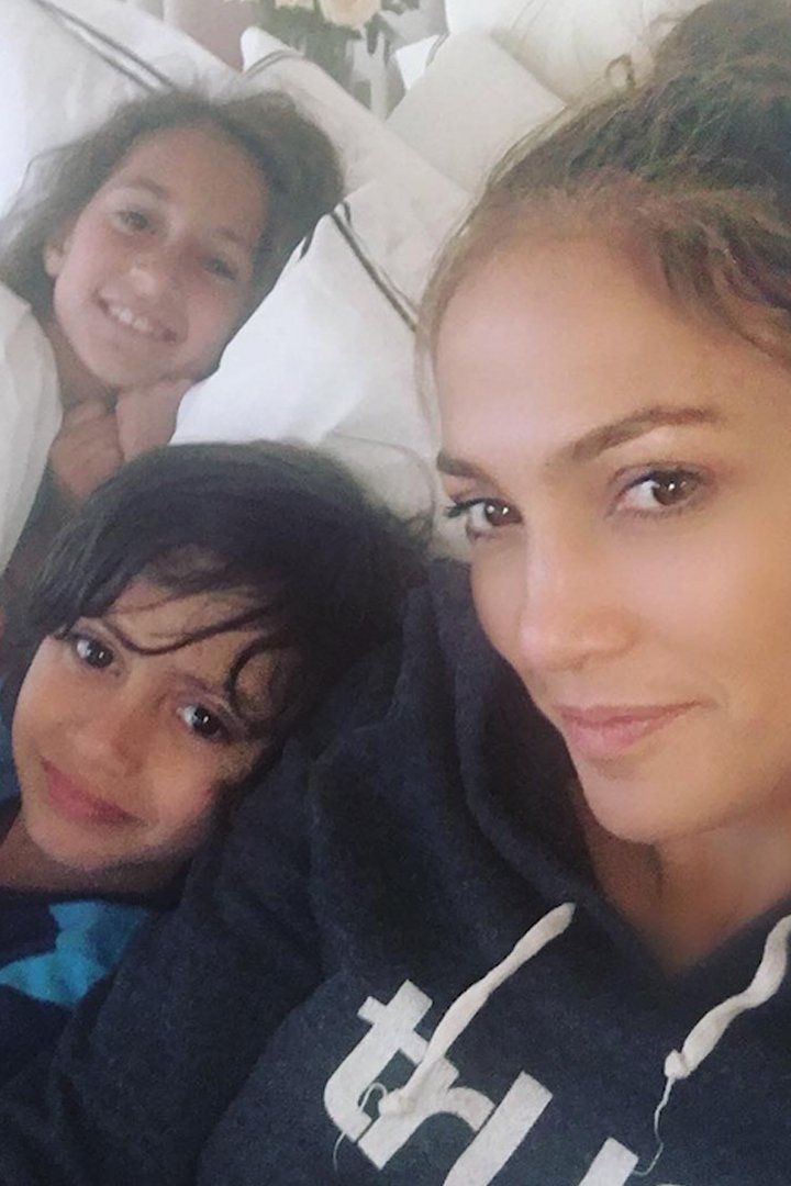 Wait Until You See This Picture of Jennifer Lopez and Her Beautiful Daughter