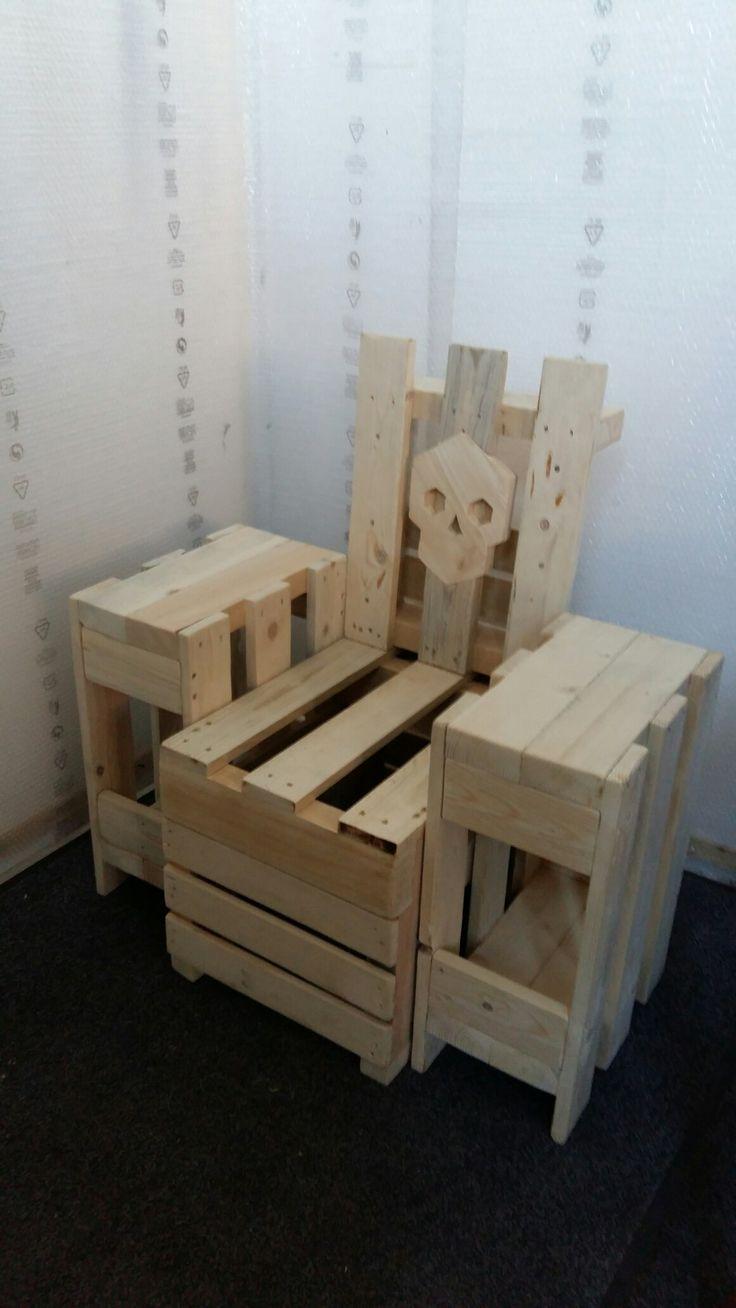 Chair Oldskull