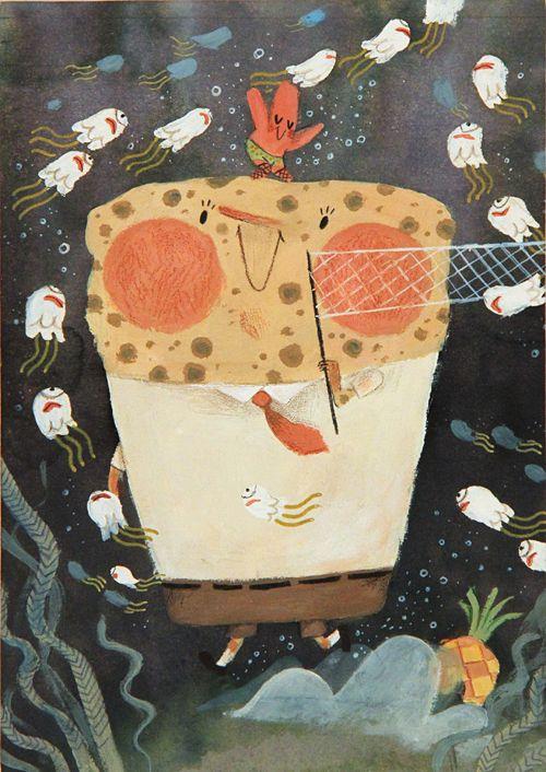 gallery nucleus spongebob show