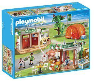 Playmobil – 5432 – Figurine – Camping