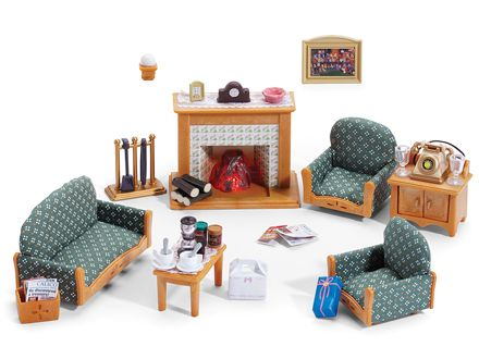 Deluxe Living Room Set. Sylvanian FamiliesLiving ...