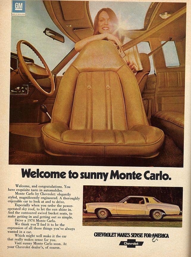 Ea Aa A D Aa C D Chevrolet Monte Carlo Chevrolet Ss