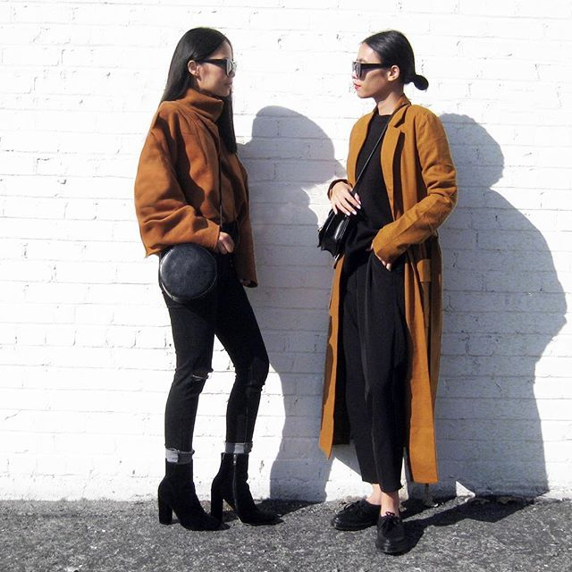 """@vis_a and I deciding on what to do for Christmas. #bff  Reminder there is still time to enter """"BESTie Contest Ever"""" Win $250 for you AND $250 for your bestie to shop @shopakira!  How to enter:  1. Follow @shopakira  2. Upload a pic of you and your best friend during the Holidays  3. Enter @shopakira and #AKIRABFF into the caption.  4. Make sure account is public  The contest ends 12/24. Good luck!"""