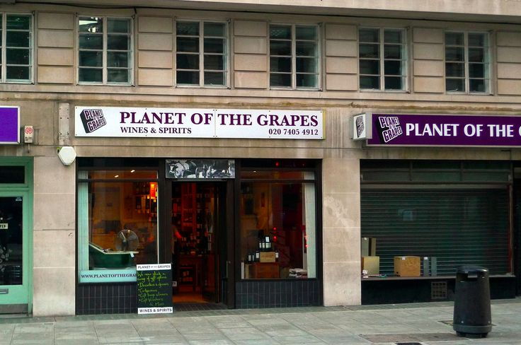 <p>Planet of the Grapes in London's West End gives you exactly what you always need – wine. (Pic: Flickr) </p>