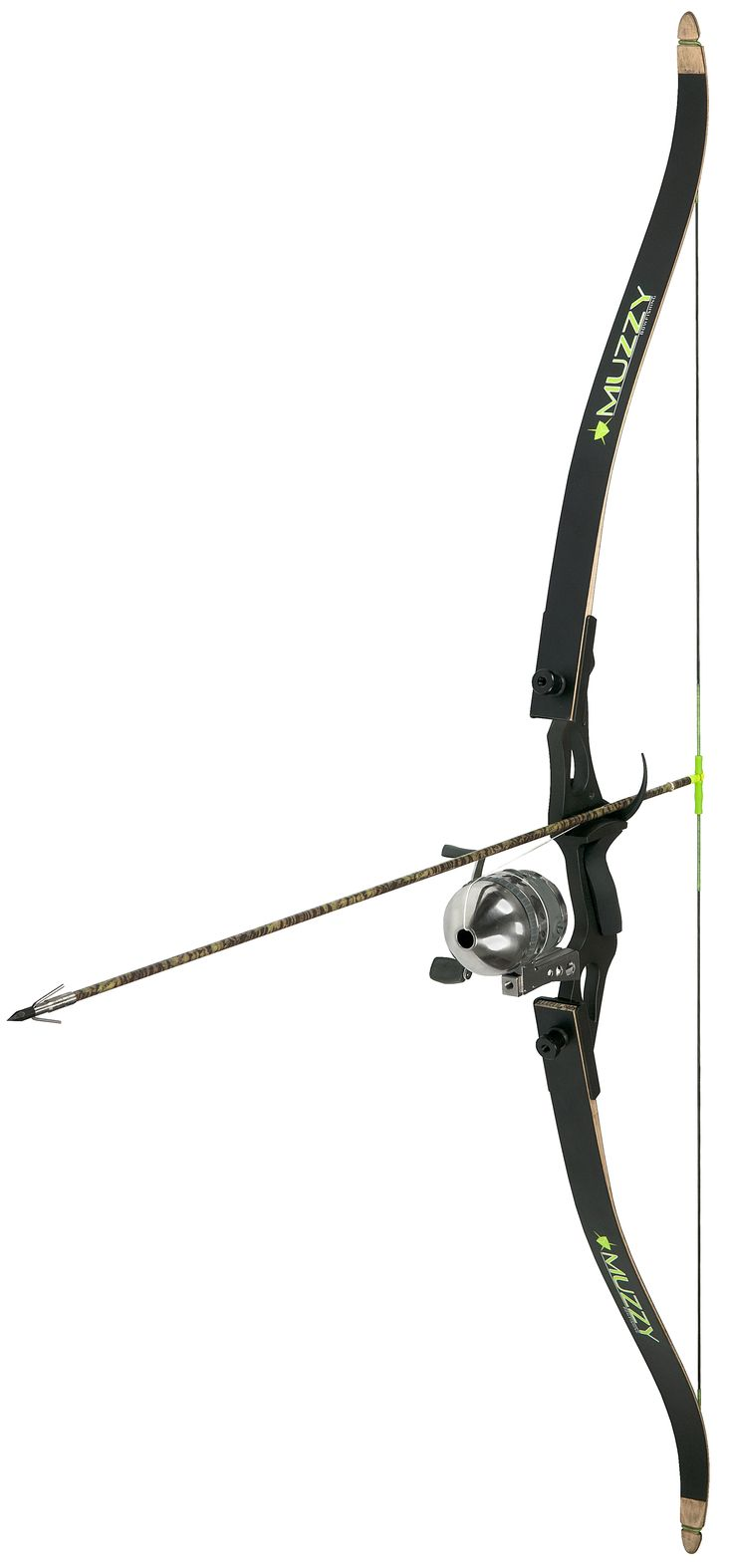 Muzzy's new bowfishing kit has everything you need to get started bowfishing.