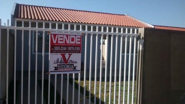 3Dorm. Casa à venda, Jardim Novo Horizonte da Cachoeira, Almirante Tamandaré - CA0145.