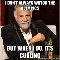 Dos Equos meme curling version