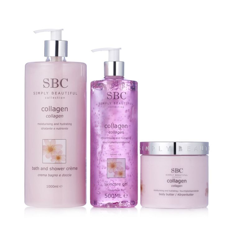 QVC TSV Offer available until midnight & on Auto Delivery 217257 SBC 3 Piece Bath & Body Heroes Collection QVC Price: £39.50  TSV Price: £27.98 + P&P: £5.95 in 2 options  In a choice of fan-favourite formulas, this three-piece collection of luxurious body care from SBC features a top-rated, multi-purpose Skincare Gel for face and body, a luxurious Body Butter and a Bath & Shower Gel or Creme.
