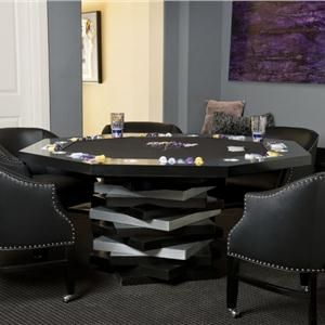 Contemporary Poker Tables Best 25 Contemporary Game Tables Ideas On Pinterest .