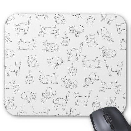 #Kittens - Little Cats Mouse Pad - #office #gifts #giftideas #business