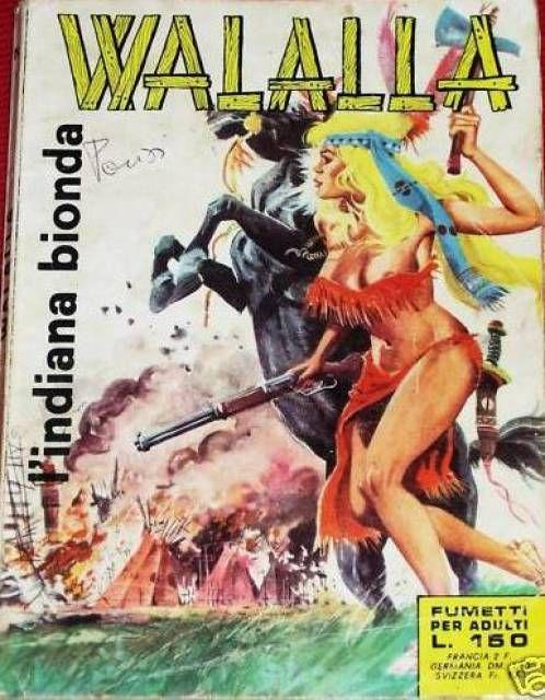 Walalla (Character) - Comic Vine