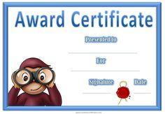 free kid certificates spidar man - Google Search