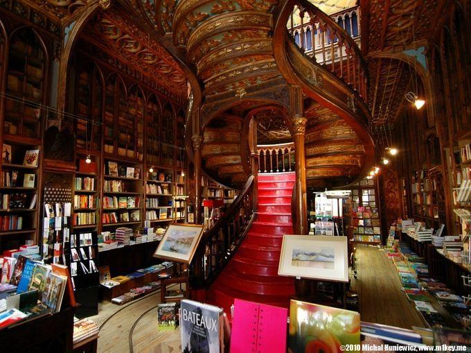 英国紙が選んだ「世界で最も素晴らしい本屋」10店が美しすぎる。 | RETRIP