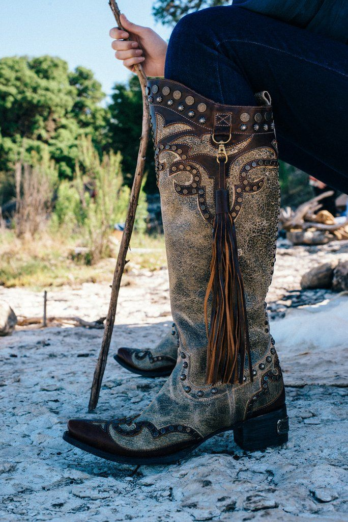 Ybarra Boot – Double D Ranch