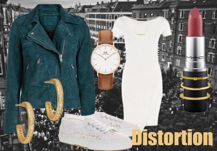 Distortion look 2016 #hviskdistortion
