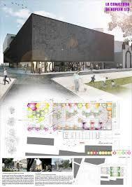 laminas de presentacion arquitectonica restaurantes - Buscar con Google