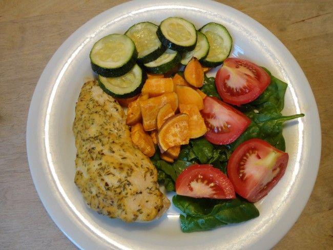 Recept: Kyckling med dijonsenap och timjan