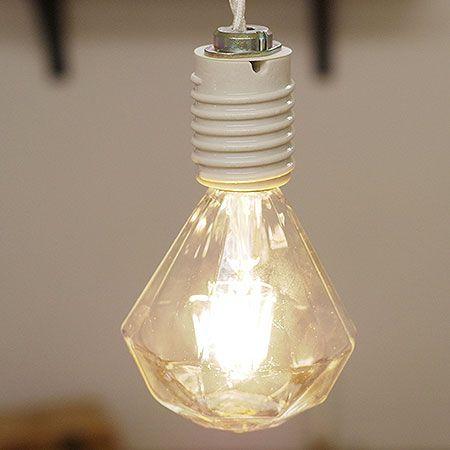Geometric lightbulb