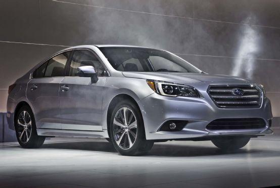 2015 Subaru Legacy First Look - Motor Trend