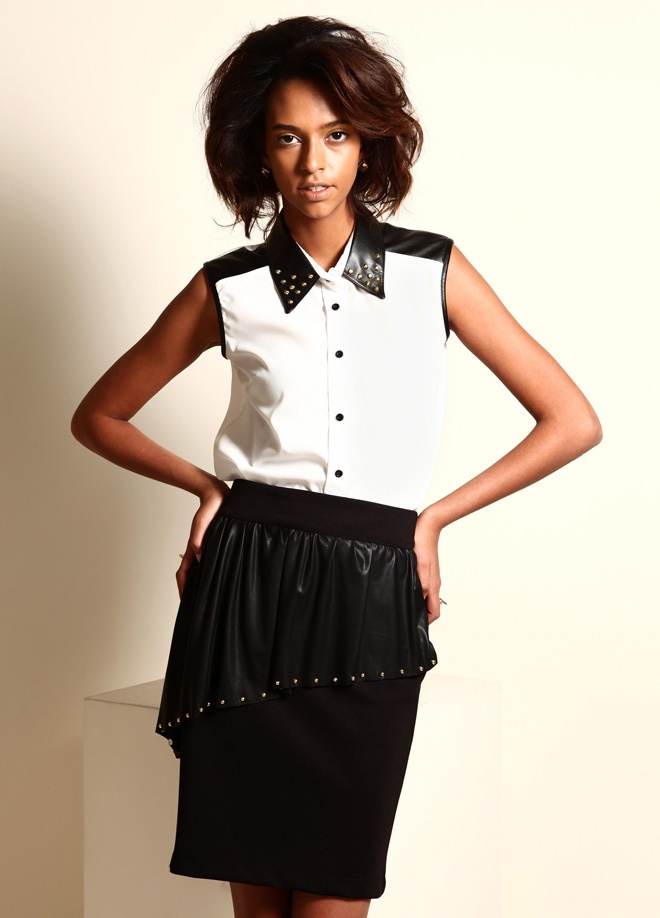 Alizee Gömlek Markafoni'de 34,99 TL yerine 19,99 TL! Satın almak için: http://www.markafoni.com/product/3268710/
